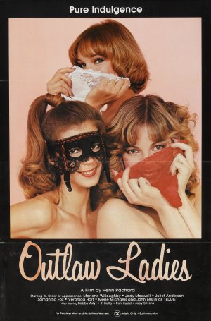 Outlaw Ladies Poster