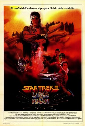 Star Trek II: The Wrath of Khan 500x741