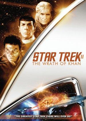 Star Trek II: The Wrath of Khan 1281x1800