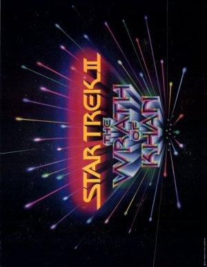 Star Trek II: The Wrath of Khan 500x643