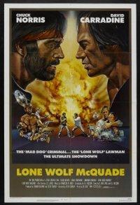 Lone Wolf McQuade poster