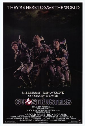 Ghostbusters 580x856