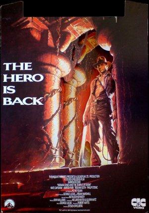Indiana Jones and the Temple of Doom 594x850
