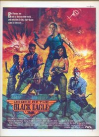 The Order of the Black Eagle poster
