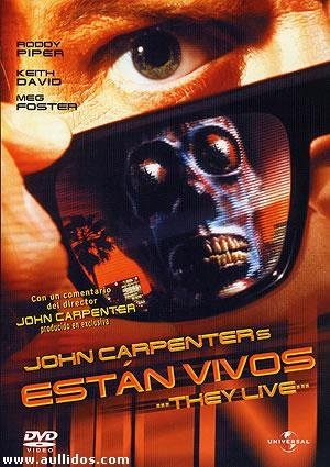 They Live 300x425