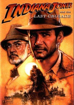 Indiana Jones and the Last Crusade 566x800