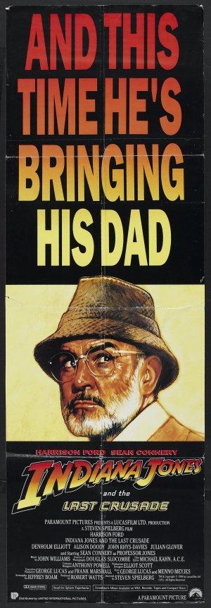Indiana Jones and the Last Crusade 1300x3736