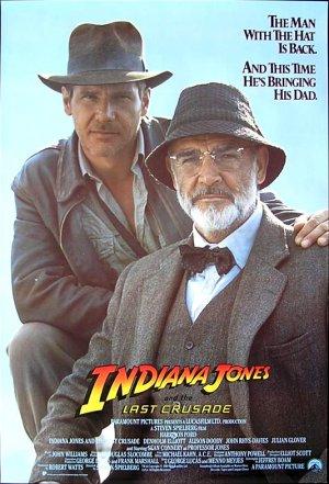 Indiana Jones and the Last Crusade 534x785