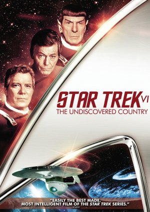 Star Trek VI: The Undiscovered Country 1281x1800