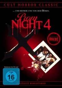 Prom Night IV: Deliver Us from Evil poster