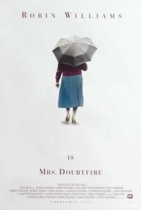 Mrs. Doubtfire - Das stachelige Hausmädchen poster