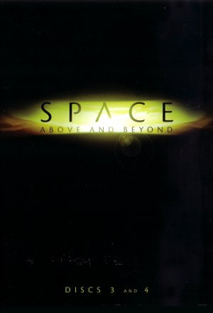 Space: Above and Beyond 991x1453