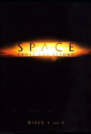 Space: Above and Beyond 1001x1464