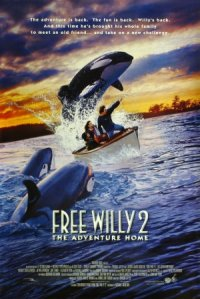 Free Willy 2 - Freiheit in Gefahr poster