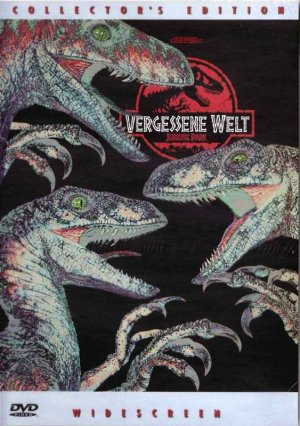 The Lost World: Jurassic Park Cover