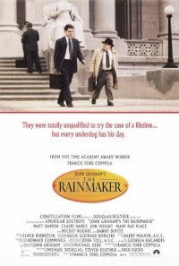 The Rainmaker poster