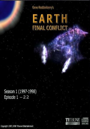 Earth: Final Conflict 697x999