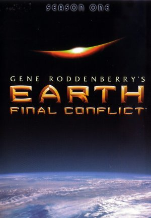 Earth: Final Conflict 980x1420