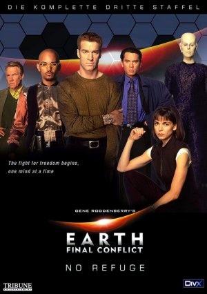Earth: Final Conflict 705x1000