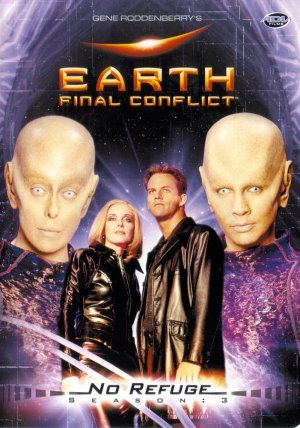 Earth: Final Conflict 701x1000
