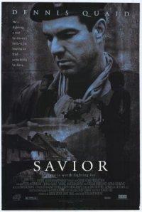 Savior poster