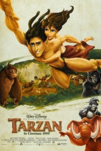 Tarzán poster