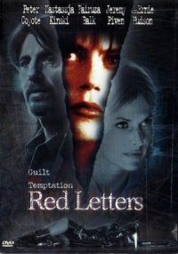 Red Letters poster