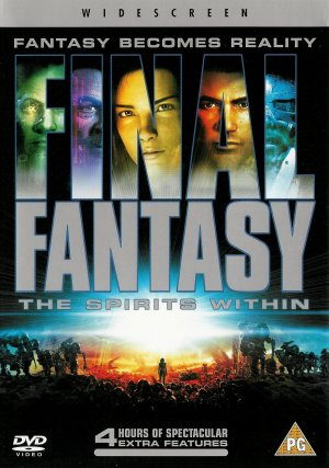 Final Fantasy: The Spirits Within 1519x2160
