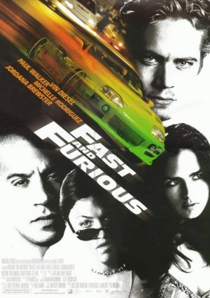 The Fast and the Furious 537x760