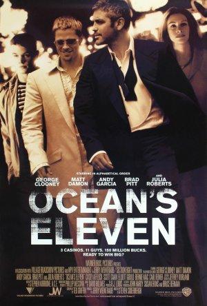 Ocean's Eleven 2125x3145