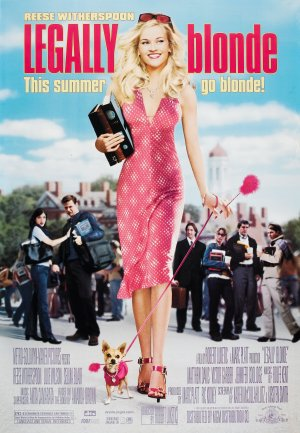 Legally Blonde 2010x2900