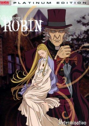Witch Hunter Robin 709x1000