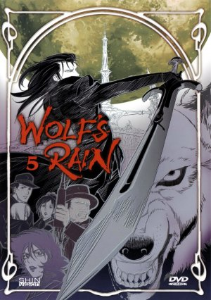 Wolf's Rain 1531x2172