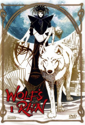 Wolf's Rain 1494x2192