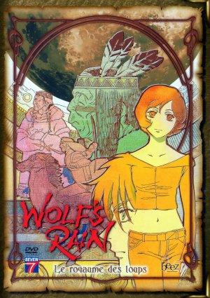 Wolf's Rain 3094x4383