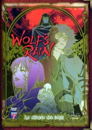 Wolf's Rain 3096x4384