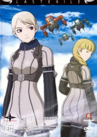 Last Exile poster