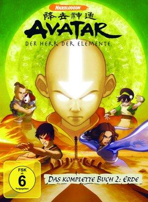 Avatar - Der Herr der Elemente 1649x2244