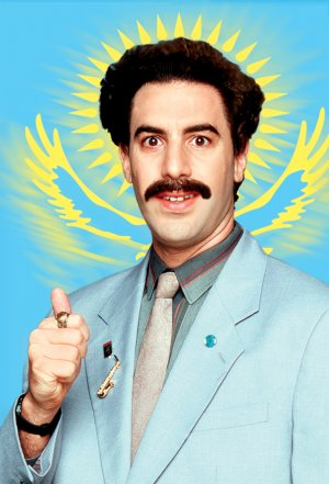 Borat: Cultural Learnings of America for Make Benefit Glorious Nation of Kazakhstan 1145x1683