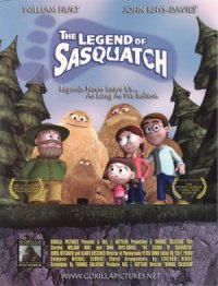 The Legend of Sasquatch poster