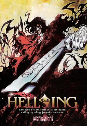 Hellsing Ultimate 1511x2173