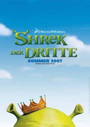 Shrek the Third 3508x4963