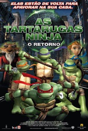 Teenage Mutant Ninja Turtles 500x742