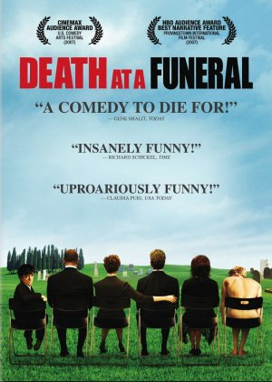 Death at a Funeral Dvd cover