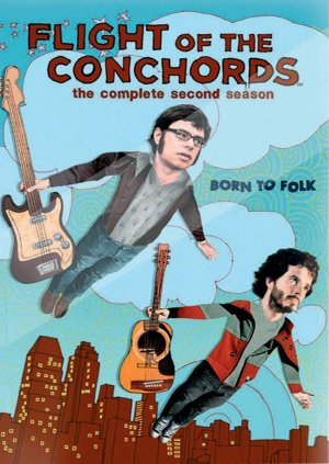 Flight of the Conchords 771x1087