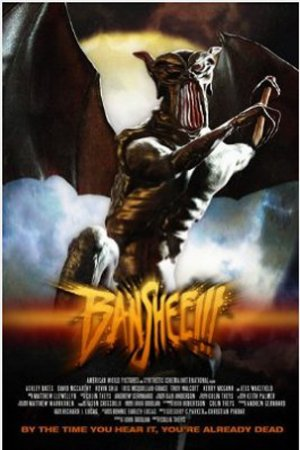 Banshee - Der Schrei der Bestie 303x455