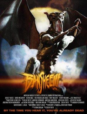 Banshee - Der Schrei der Bestie 509x661