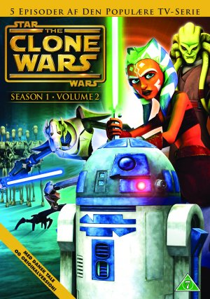 Star Wars: The Clone Wars 1523x2162