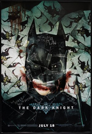 The Dark Knight Advance poster