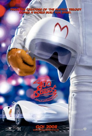 Speed Racer 764x1129